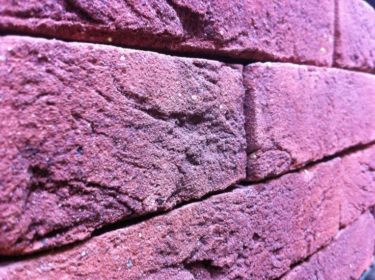 Bricks colours are obtained without artificial additives or colouring agents. Discover more: http://www.rustiqueitalia.it/en/technical-information.