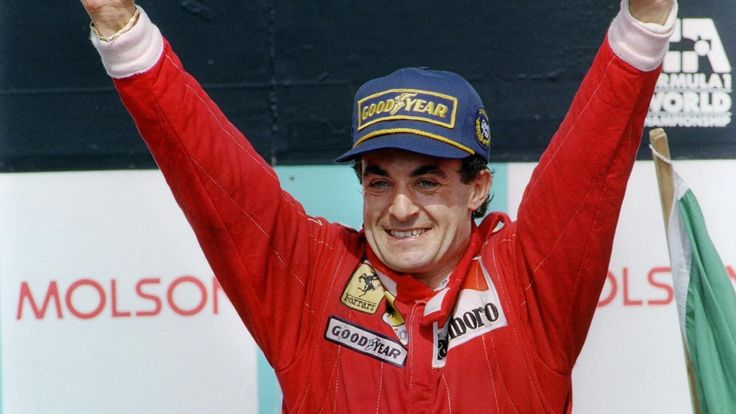 JEAN ALESI #F1 #Formula1 #GrandPrix #GrandPrixF1 #Ferrari #Tyrrell #Benetton #Sauber #Prost #Jordan #Ford #Renault #Honda #LeMans www.snaplap.net/...