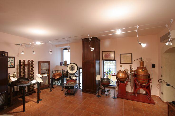 Sala delle Caramelle - Museo del Confetto