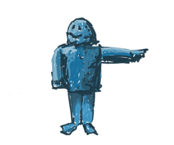 that way to Robot