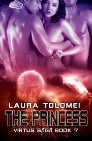 #mustread #VirtusSaga The Princess MM MMF GLBT dark fantasy paranormal romance #excerpt - #LallaGatta