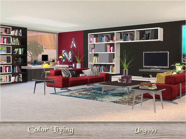 7 best ts3 room sets living room images on pinterest living room set living room sets and for Colorful living room furniture sets