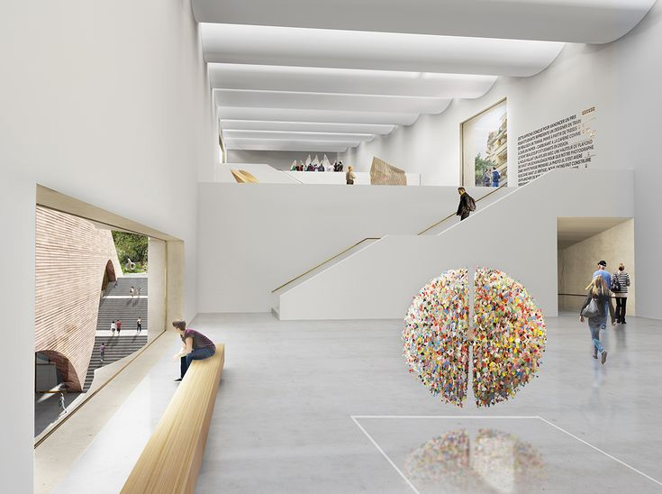D Rendering Exhibition : Best images about museum exhibition rendering on