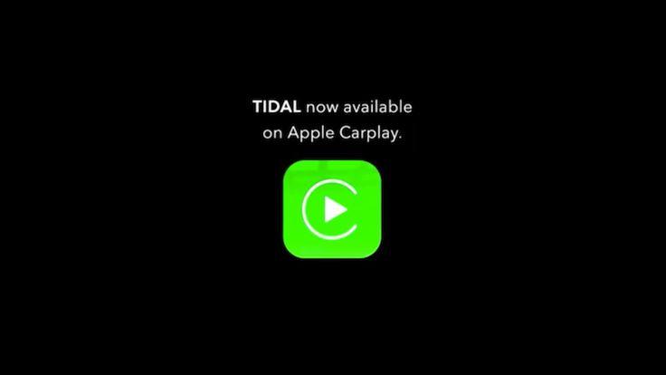 El servicio de música en streaming Tidal ya es compatible con CarPlay - https://www.actualidadiphone.com/servicio-musica-streaming-tidal-ya-compatible-carplay/