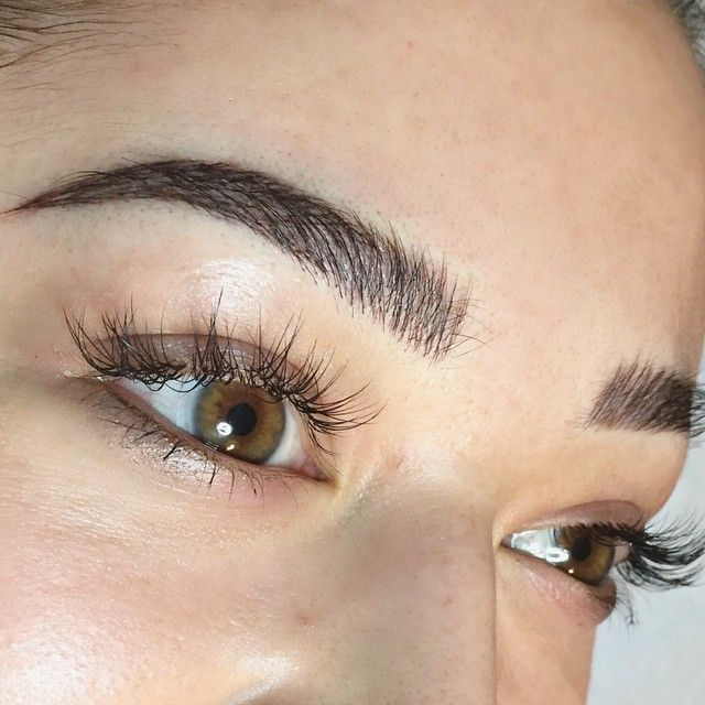 The 25 best microblading eyebrows ideas on pinterest for Eyebrow tattoo microblading