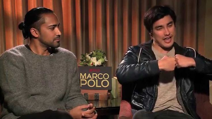 "Mahesh Jadu & Remy Hii on ""Marco Polo"" #InTheLab with @ArthurKade"