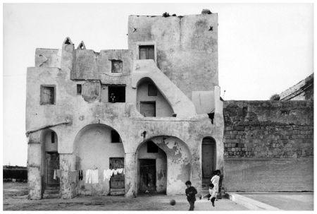 The original photograph 'Procida' (1968) by Italian photographer Paolo Monti (1908-1982). See digitally-manipulated image by Italian architect Luca Galofaro. via pleasure photo