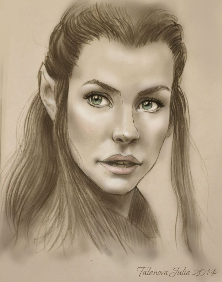 hobbit tauriel deviantart | Evangeline Lilly.The hobbit.Tauriel by Knesya27 on DeviantArt