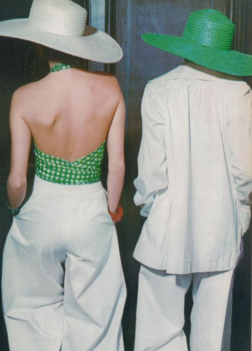 Vogue, 1972