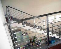 Rampes d'escaliers pour tous les goûts