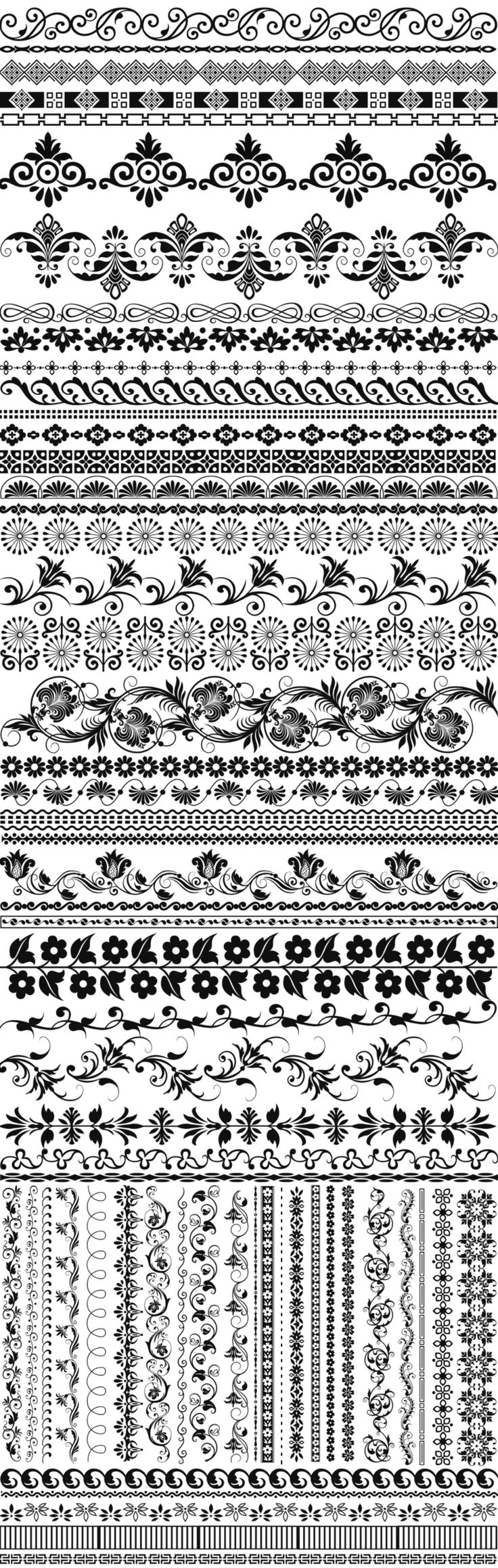 lace border by ElizaVladi.deviantart.com