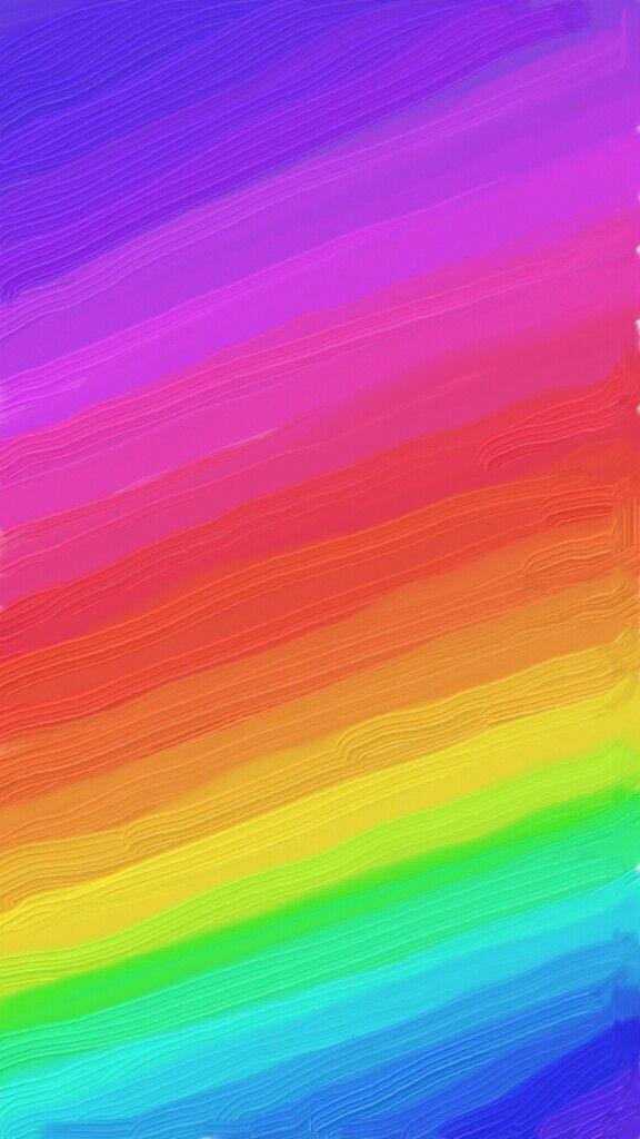 Rainbow Theme Wallpaper By Moulijamwal Rainbow Theme Rainbow Painting Rainbow Background Background full hd themes wallpaper