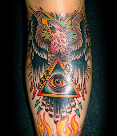 Tattoo by GrezAvenue Tattoo, Art Tattoo, Eye Of Provider Tattoo, Tattoo Tattoo, Tattoo Artists, Artists Unknowing, Lion Tattoo, Tattoo Ink, Eagles Tattoo