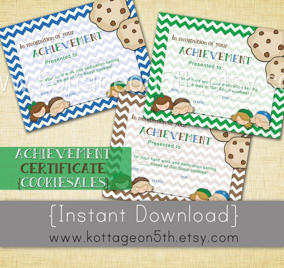 15 best images about girl scout certificates on pinterest