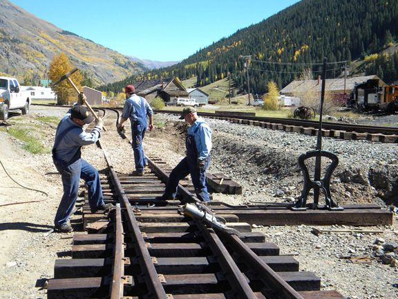 233 Best Railroad Workers Images On Pinterest Train