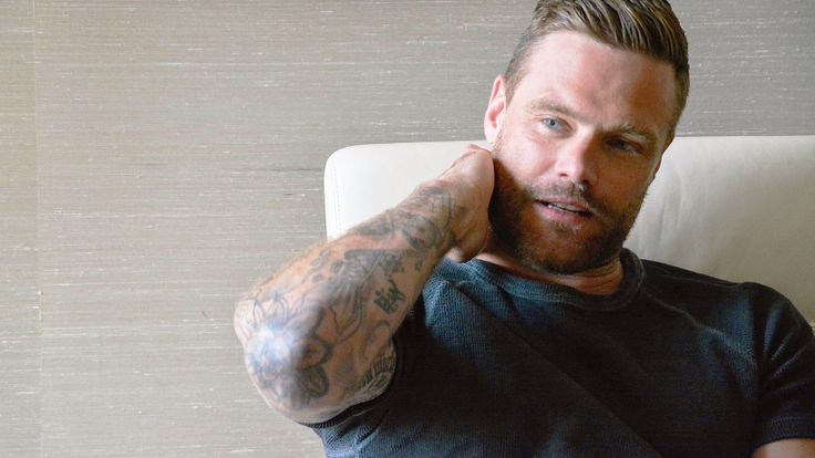 Rugby champion Nick Youngquest talks about his latest career move: Paco Rabanne and Invictus Intense