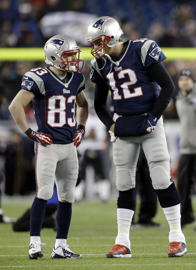 It's Going To Suck For The Patriots When Wes Welker Knocks Them Out Of The Playoffs Next Year