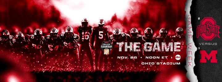 Today.  The Game.   TTUN vs The Ohio State Buckeyes.   Noon Kickoff.   Beat TTUN! #beatTTUN