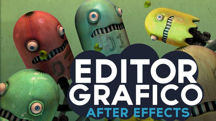 Como Usar El Editor Grafico En After Effects Tutorial