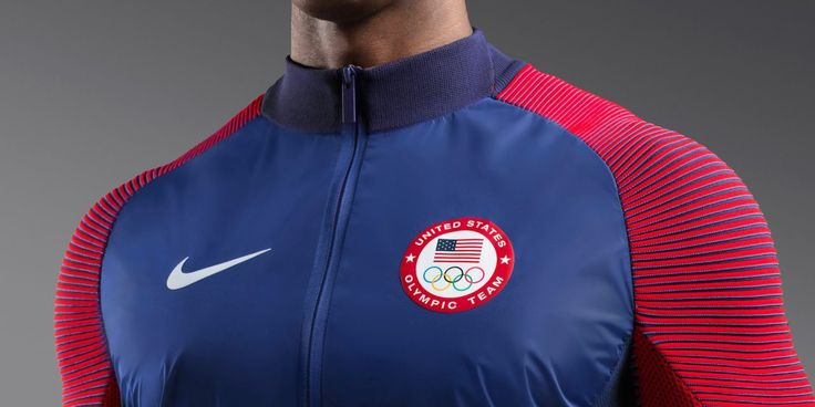 Trend Spotting at Rio 2016: Nike's Olympic Jacket and Under Armour's $1,200 Leotard