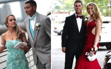Which high school won our latest Prom of the Week vote? And which prom couple was voted best dressed? See more at http://NJ.com/prom.