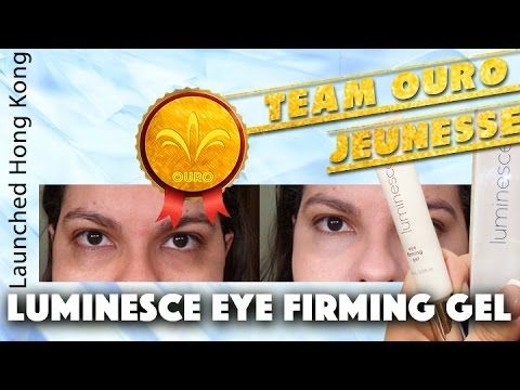 Luminesce Eye Firming Gel | Team OURO Global