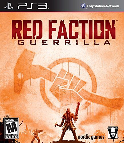 Red Faction Guerrilla  Playstation 3 -- Check out the image by visiting the link. Note:It is Affiliate Link to Amazon.