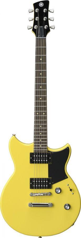 Revstar RS320 electric guitar, Stock Yellow