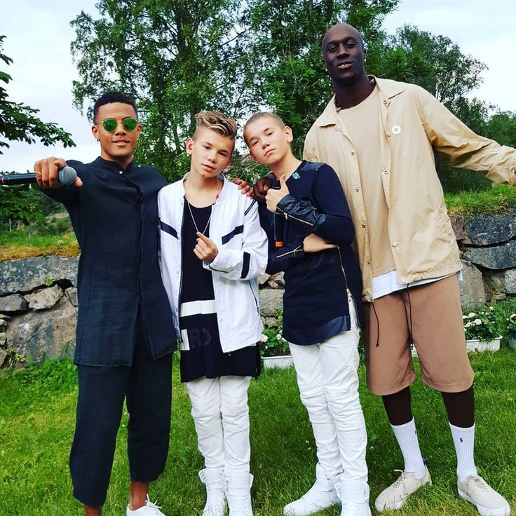 "Marcus & Martinus Gunnarsen (born in Trofors, Norway on 21 February 2002) are two identical brothers who won the Melodi Grand Prix Junior 2012 (MGPjr 2012) competition, the 11th in the series through their song ""To dråper vann""..."
