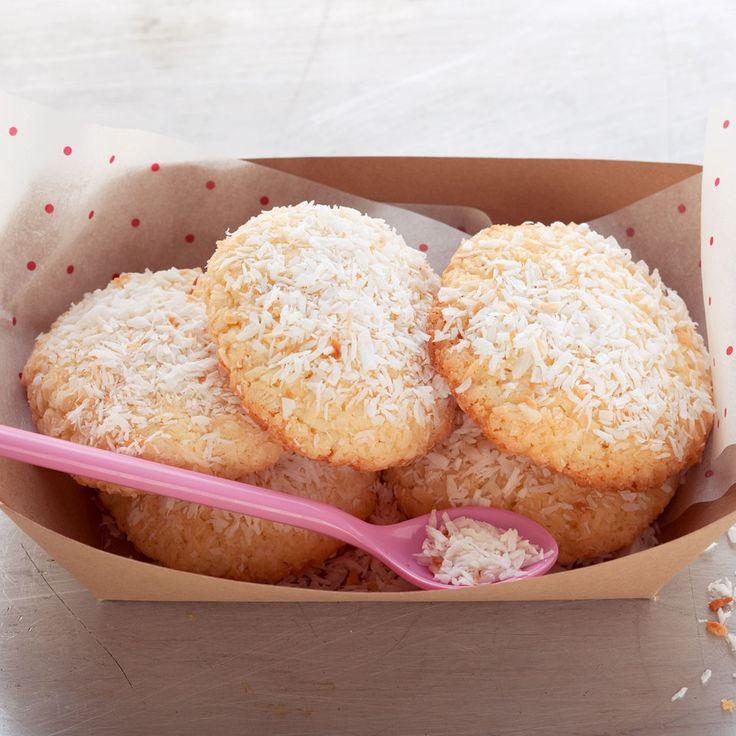 Kokos-Cookies
