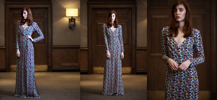 Cirsium Evening Dress