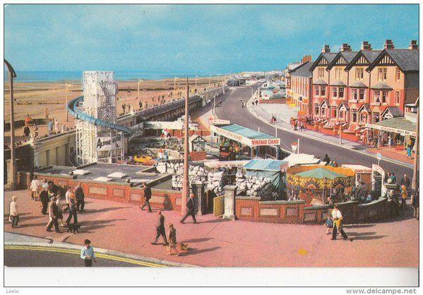 Kiddies Corner, Cleveleys Opened 1945