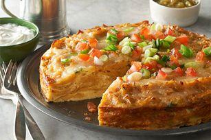 Chilaquiles Torte Recipe - Kraft Recipes
