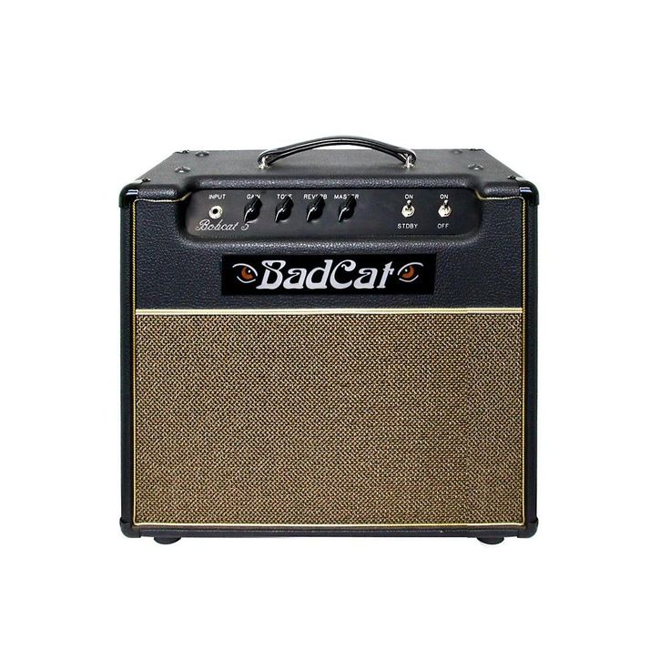 Bad Cat Bobcat 5W 1x12 Tube Guitar Combo Amp