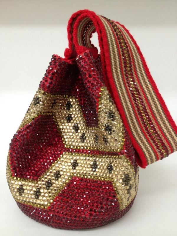 Mochila wayuu by Silvia Tcherassi