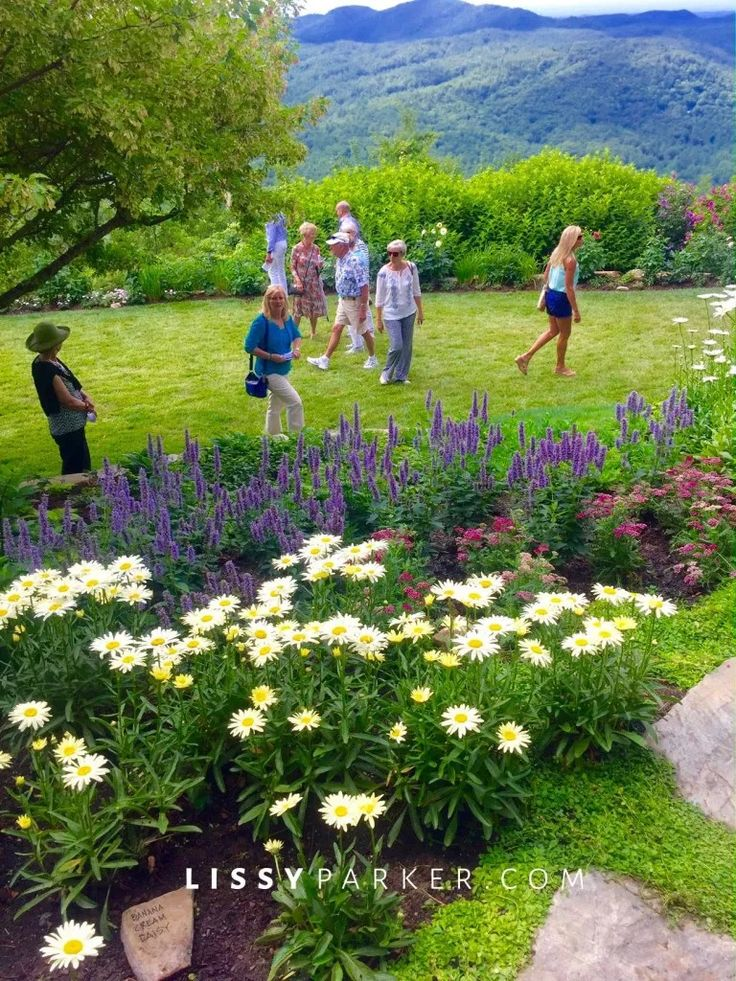 Highlands Mountains in Bloom Garden Tour, Part One (With