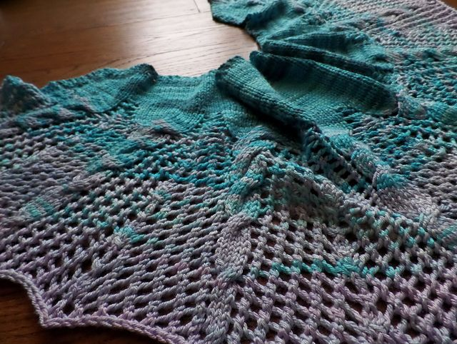 Ravelry: Ice Candles pattern by K.M. Bedigan