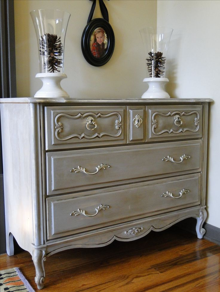 The Ashlee Dresser That Was Rescued And Refinished In