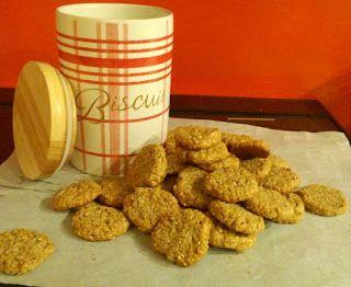 ~ Είναι Το Κάρμα ~: Σας έχω μια πολύ εύκολη συνταγούλα για μπισκότα,  ...