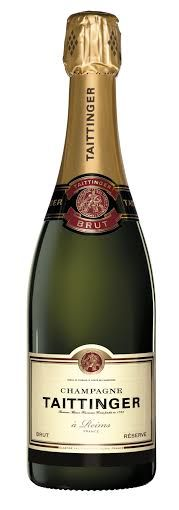 Taittinger Champagne (just for me and Jarred)