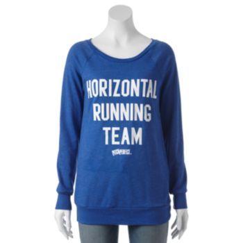 Jerry Leigh Perfect Pitch ''Horizontal Running Team'' Sweatshirt - Juniors #Kohls