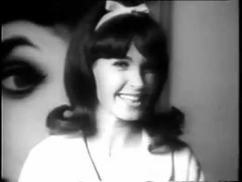 Donna Loren models Jiffy Patterns 6081, 6049, 6050, 6008 and 6145. Simplicity Patterns TV Commercial (1965) - YouTube