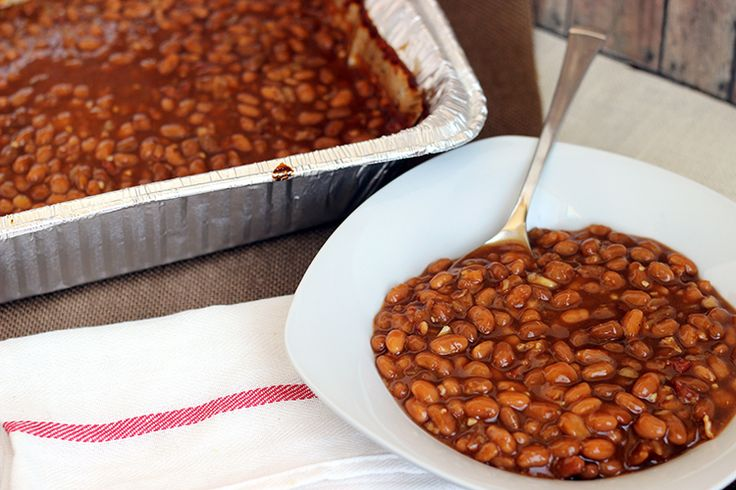 skinny southern baked beans recipe - on the off chance that i ever decide to make these from scratch ...