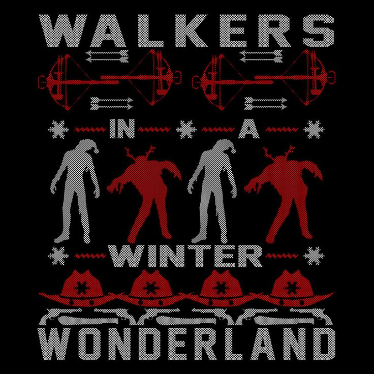 tumblr - the walking dead christmas | The Walking Dead/Game of ...