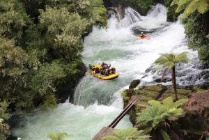 #Rafting at Okere Falls #Rotorua