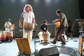 Danyel Waro, Eurofonik festival, Nantes, 12/04/14