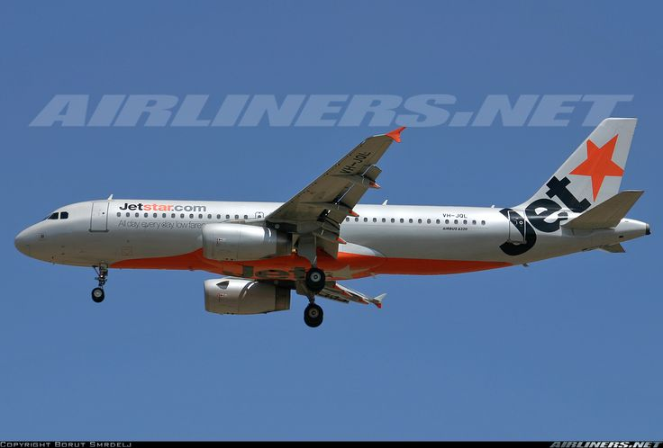 Airbus A320-232 - Jetstar Airways | Aviation Photo #1322218 | Airliners.net