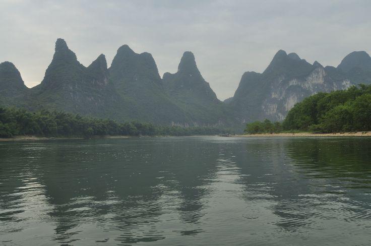 River Li in South China