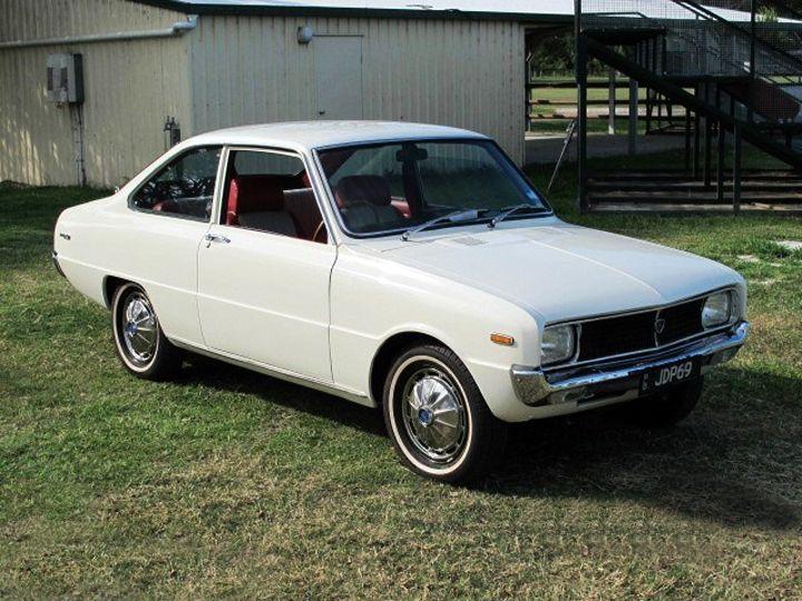 1969 Mazda R100 M10A