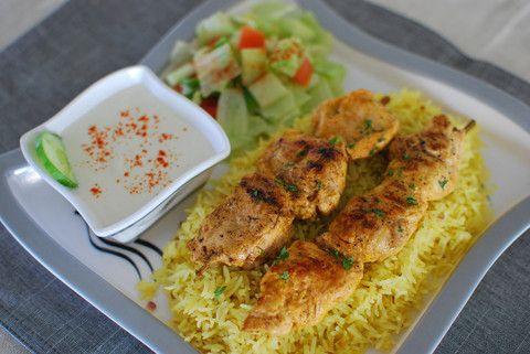 Chicken Shish Taouk – FreshMenu